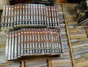 Berserk Complete Manga Lot Collection Vol. 1-40 +flame Dragon Knight And Guidebook