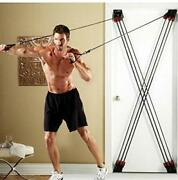 Zcflyyd X-type Pull Rope Multi Functional Bodyweight Resistance Training