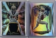 Michael Thomas 2 Lot 2020 Select Sparks Patch /99 And Silver Prizm Sp-mth