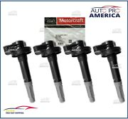 4genuine Ford 2011-2016 Ford F150 Mustang 5.0l Ignition Coils Dg542 Br3z12029a