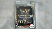 Elder Scrolls 3 Morrowind Game Of The Year Edition Xbox New Very Rare
