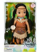 Disney Store Pocahontas Light Up Special Limited Edition Animator Doll Collector
