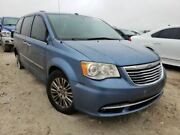 2011-2018 Chrysler Town Country Rear Trunk Hatch Lid Liftgate Blue Camera 124474