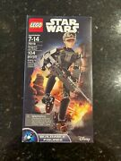 Lego 75119 Star Wars Sergeant Jyn Erso Constraction Buildable Figures Sealed New
