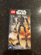 Lego 75120 Star Wars K-2so Constraction Buildable Figures Sealed New