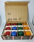 Vintage Swirly Safety Lite Clip On Light Old Stock Store Display Set 14x 10
