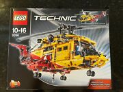 Lego 9396 Technic Helicopter 2 In 1 Model Retired Sealed New