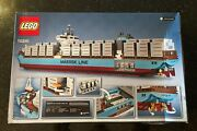Lego 10241 Creator Maersk Line Triple E Container Ship Retired Sealed New