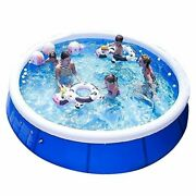 Family Inflatable Swimming Pools Above Ground Portable Outdoor 12ft X 30in