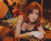 Alyson Hannigan As Willow - Buffy Genuine Signed Autograph