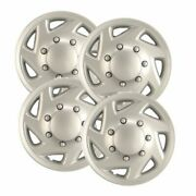 Hubcaps.com - Premium Quality 16 Silver Hubcaps/wheel Covers Fits Ford Van O...