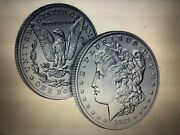 2021 Morgan Silver Dollarandrsquos And039ccand039 And O Privy Marks Confirmed Pre Order 2 Coins