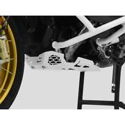 Bmw R 1250 Gs Yr 2019-21 Zieger Motor Protection Skid Plate White