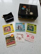 Viewmaster Gift Pak - Viewer Model E And 3 Reel Sets Boxed 1958 Rare X899