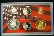 2005 Us Mint Silver Proof 11 Coin Set