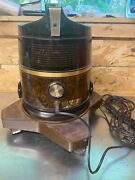 Vintage Rainbow Canister Vacuum Model D4c Working Recently Serviced