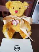 Steiff Commemorative Chest Tag Bear Toy Shoppe Exclusive
