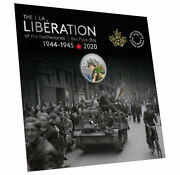 2020 Canada 9999 10 75th Anniv Of Liberation Of Netherlands Rc.mint Sealed