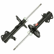 For Toyota Prius 2001 2002 2003 New Pair Front Kyb Excel-g Shocks Struts Gap