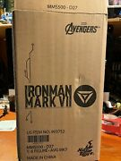 Hot Toys 1/6 Scale Iron Man Diecast Figure The Avengers Mark Vii 7 Ht Mms500d27