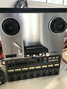 Teac 80-8 Reel-to-reel 8 Track With Teac Dx-8 Dolby Noise Reduction