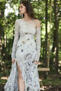 Zimmermann Maples Temperence Dress Size 0 Rrp 3950