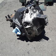 Good Used 3.46 Differential Fits Mercedes W123 300d 300td 240d 300cd Rear End