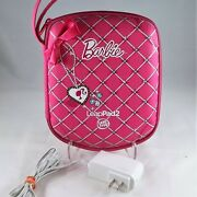 Barbie Leap Pad 2 Explorer With Case, Power Supply