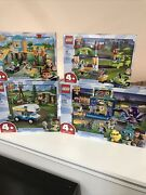 Lego Toy Story 4 Sets 10768 1076910770 10771 All New In The Box
