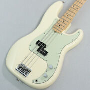 Electric Bass Fender Usa American Professional Pb Bass Mn Owt Us16073673 Used