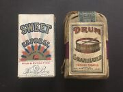 1910 Sweet Caporal + Drum T206 T205 Brand Full Pack Lot
