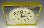 Vintage General Electric Model 2130k Lighted Dial Clock--for Parts Only