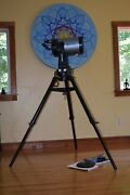 Discontinued Celestron Ultima 2000 8andrdquo With Many Extras Computer Automated