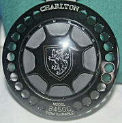 Charlton 8450c Fly Reel With All Three Spools And Pouches - 3/4,5/6 7/8 - Exc++