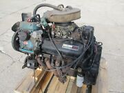 427 Chevy Big Block V8 Gm Engine Gas And Propane Carb Outof Crane Truck Sw-ironman