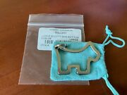 New Scotty Cameron Gallery Large Scotty Dog Key Chain Fob Sold Out