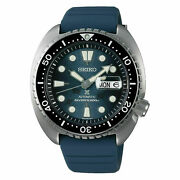 New Seiko Automatic Prospex King Turtle Divers 200m Menand039s Watch Srpf77