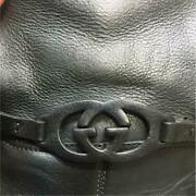 Engineer Gg Jodhpurs Long Boots Mens Used Size 10d 28.5cm Black Limited