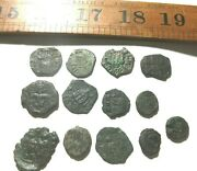 Ancient Coin Lot 6th / 7th Century Ad