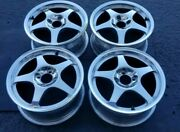 Centerline Racing Storm Forged 4x100 15 X 7 Polished Rare Monsoon Regamaster