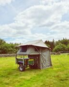 Expedition Camping Sankey Trailer With Tenco Tent