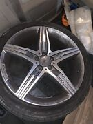 20used Oem Factory Mercedes S63 S65 S550 Cl65 Amg Wheels Rims. Germany.