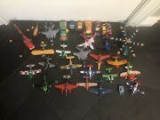 Disney Pixar Planes And Planes Fire And Rescue Planes Lot Of 29