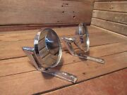 Vintage Set Ford Rear View Mirrors Car Truck Station Wagon