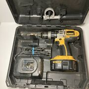 Dewalt Dcd940 18 Volt Xrp Cordless Drill/driver With Battery And Charger Tested