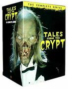 Tales From The Crypt Complete Series Seasons 1-7 Dvd 20-disc 1 2 3 4 5 6 7