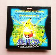 【mint - N Mint】complete Set In File Pokemon Carddass No.001 151 Very Rare 36