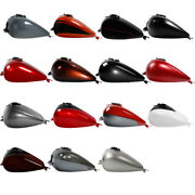 6 Gallon Fuel Gas Tank Fit For Harley Touring Cvo Road Street Glide 2008-2021
