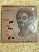 Vintage Lee Perry Lp Record Roast Fish Collie Weed And Corn Bread Very Rare