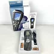 Aeros Mx-850 Universal Remote Control Programmable Up To 20 Devices Rf And If